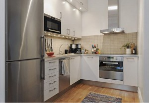 Beautifull Small Kitchen 4