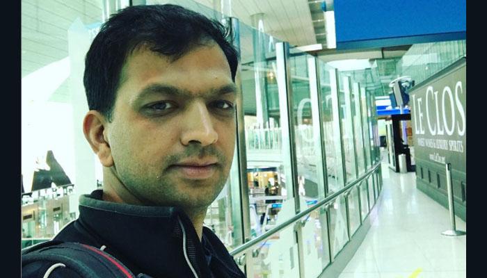 Selfie di Bandara (Foto: instagram/madhu_kr)