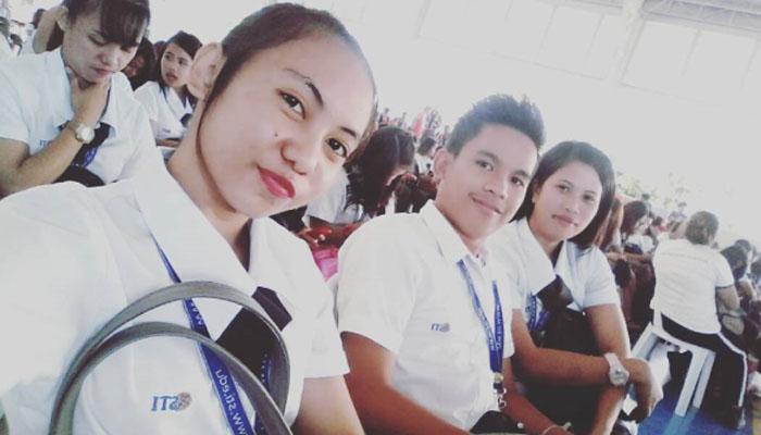 Selfie saat seminar (Foto: Instagram/shencahilig)