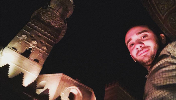 selfie di masjid (Foto: muhammad-samir. tumblr.com)
