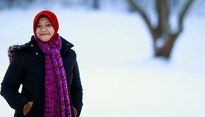 01 Early Rahmawati Aktivis LSM yang berkesempatan Kuliah Gratis ke Jerman (Foto Motivasibeasiswa org)