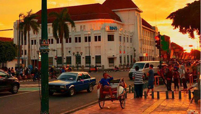 07 Jogja_Titik Nol, Yogyakarta