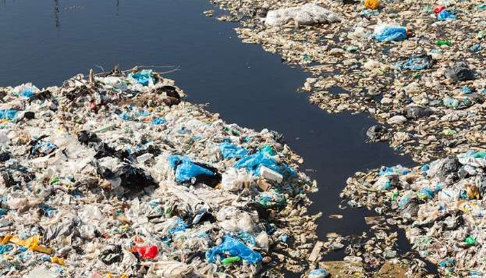 10 Sampah Plastik (Foto Suara com)