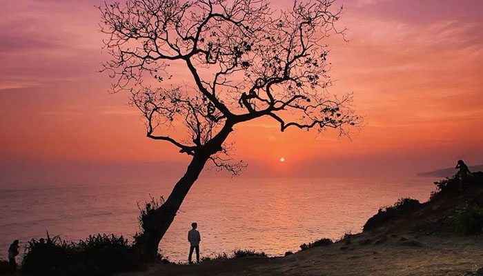 19 Jogja_Pantai Kesirat Panggang Gunungkidul Yogyakarta
