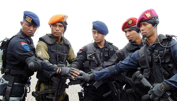 6 Komando Operasi Khusus Gabungan TNI