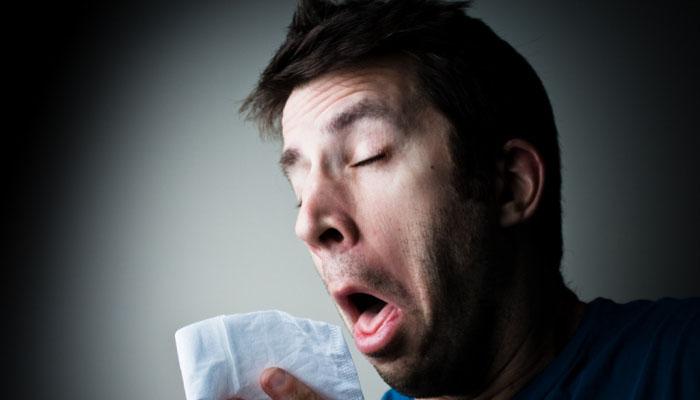 Bersin saja kuat-kuat biar illfil (Foto: contagiousenthusiasm.com.au)
