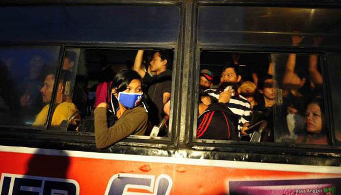 Lengkap penderitaan, sempit-sempitan dan bau! (Foto: merdeka.com)