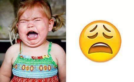 Emotican Menangis Sedih (Foto facebook Doctor ASKY)