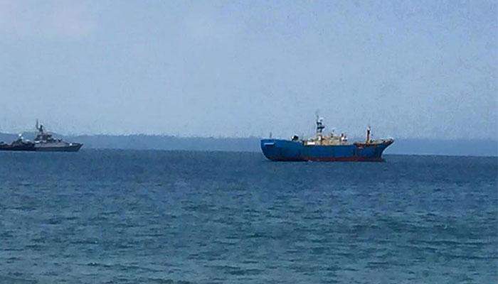 Kapal FV Viking (Foto: Tribunnews.com)