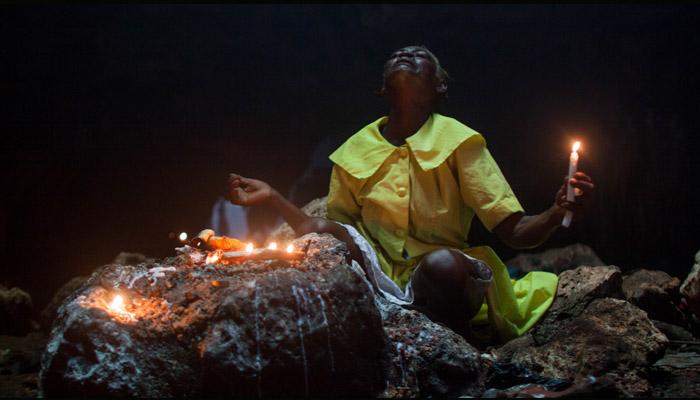 Ilustrasi upacara mistis gerhana (Foto rakyatku.com)