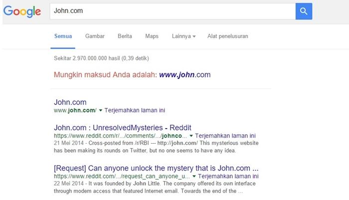 John com (Foto Google com)
