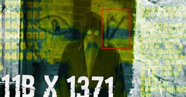 Misteri Video orang bertopeng 11B-X-1371 (Foto Youtube com)