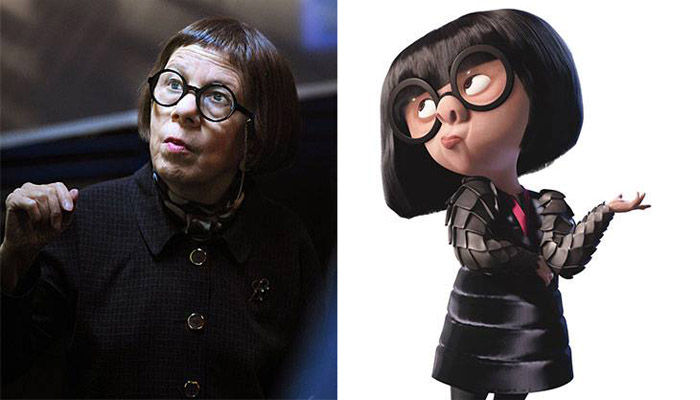 Edna - The Incredible