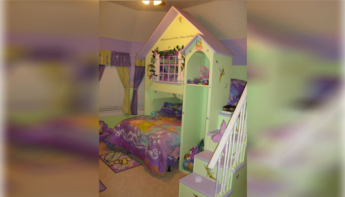Girls Room - 003 Your very own Pixie Hollow OK