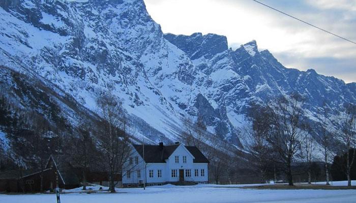 Lembah Terindah 004 Lembah Romsdal Norwegia