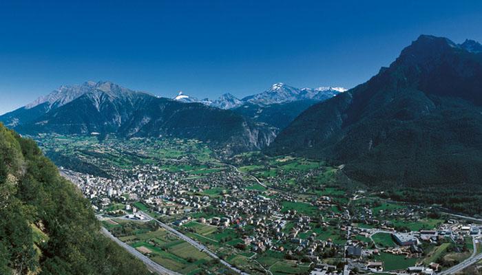 Lembah Terindah 005 Lembah Simplon Italia