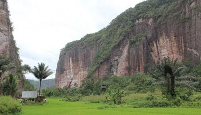 Lembah Terindah 007 Lembah-Harau di Sumatera Barat Indonesia