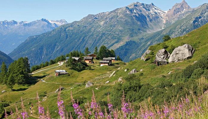 Lembah Terindah 008 Lembah Lotschental Swiss