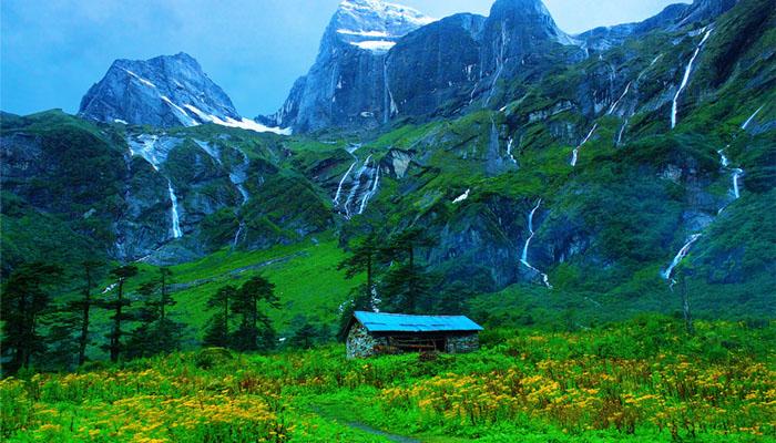 Lembah Terindah 010 Lembah Barun Nepal
