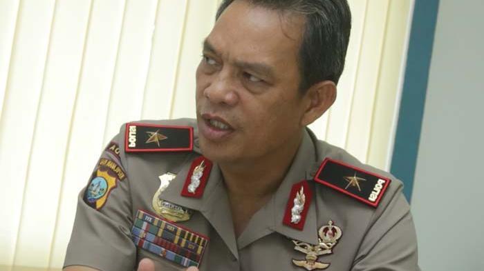 Irjen Arman Depari saat menjabat sebagai Kapolda Riau (Foto: Tribun)